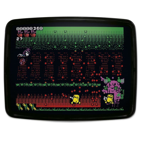Chibi Akumas - Collectors Edition - ZX Spectrum 3,5-Diskette