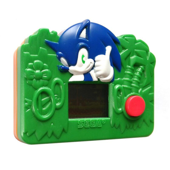 Sonic Action Game