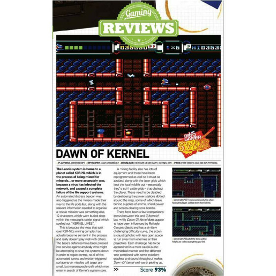 The Dawn of Kernel - Collectors Edition - 3-Diskette