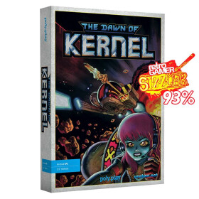 The Dawn of Kernel - Collectors Edition - 3,5-Diskette