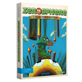 Zerosphere - Collectors Edition - Amiga Diskette