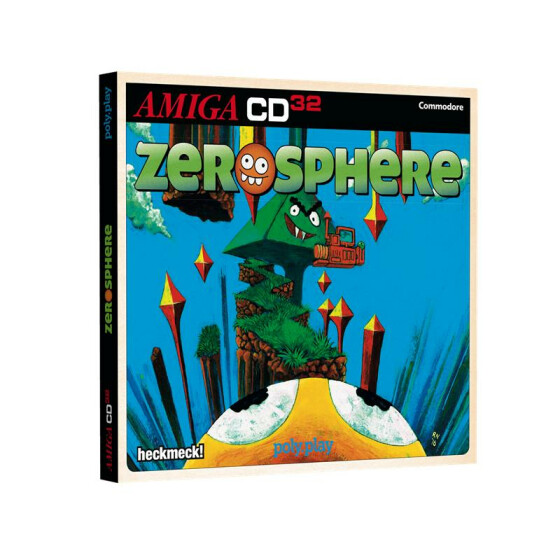Zerosphere - Budget Version - CD32