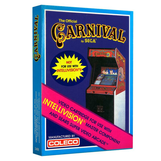 Carnival (Cover-Version B)