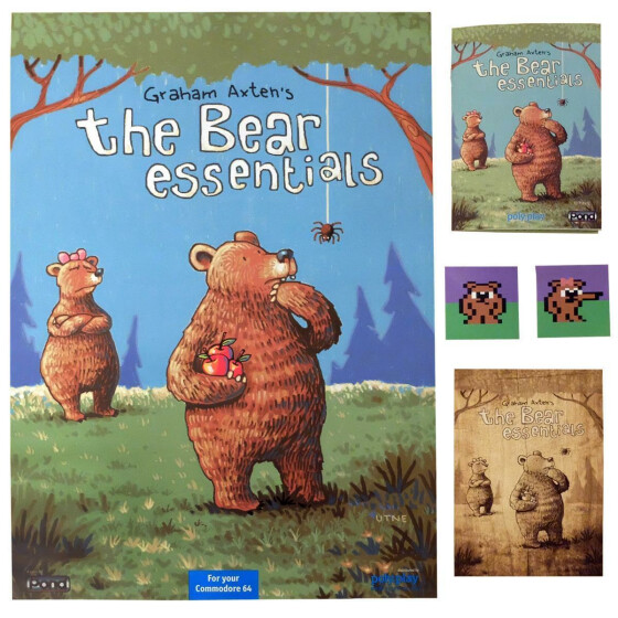 The Bear Essentials - Collectors Edition - 5,25-Diskette