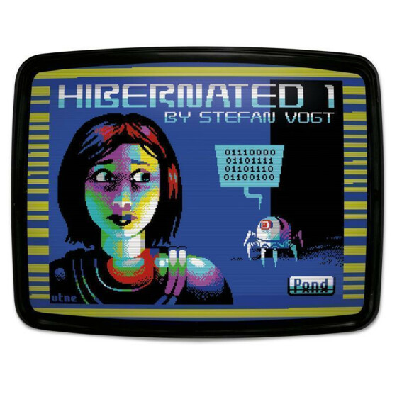 Hibernated 1: This Place is Death - Collectors Edition - Spectrum 3-Diskette