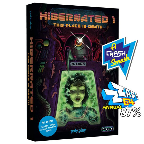 Hibernated 1: This Place is Death - Collectors Edition - All in One Bundle