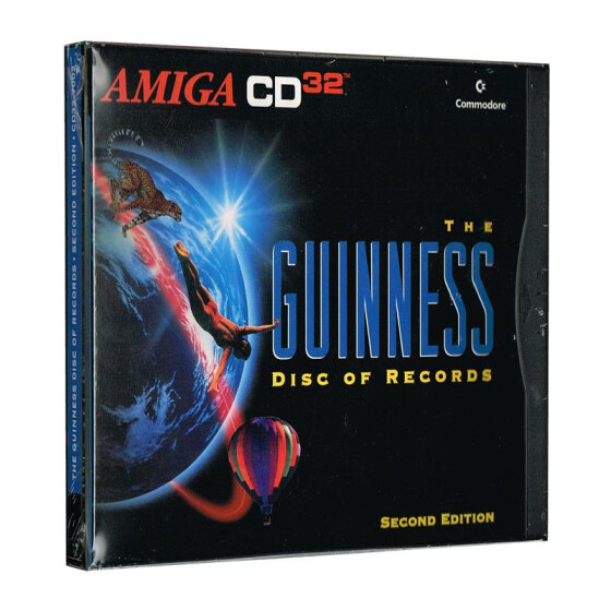 The Guinness Disc of Records - Second Edition