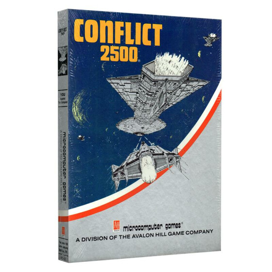 Conflict 2500