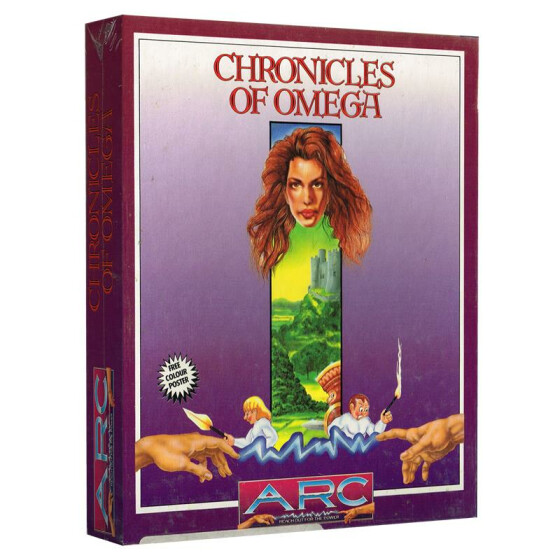 Chronicles of Omega