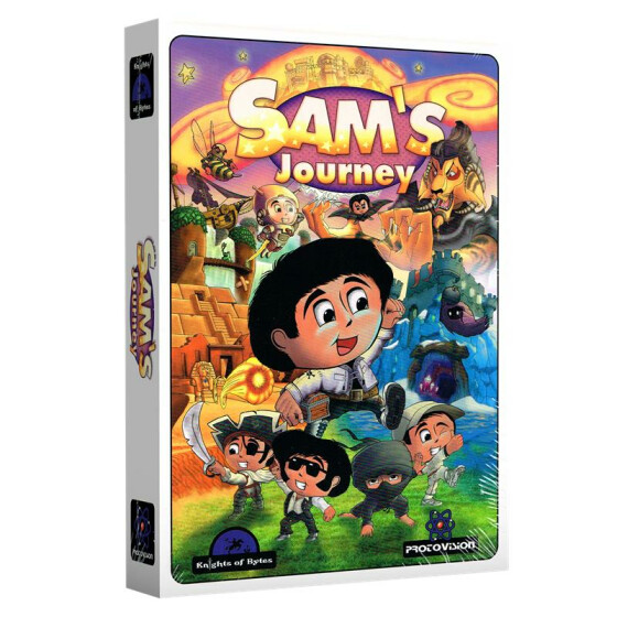 Sams Journey (Diskette, NTSC)