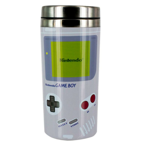 Reisebecher Game Boy