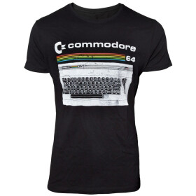 T-Shirt Commodore 64