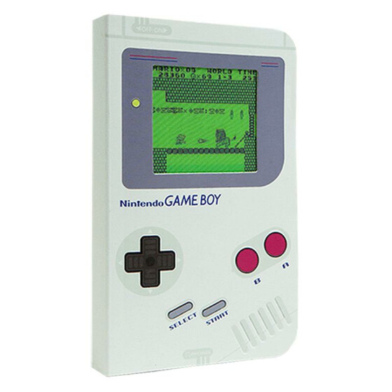 Game-Boy-Notizbuch