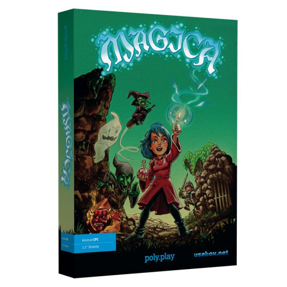 Magica - Collectors Edition Big Box - 3,5-Diskette